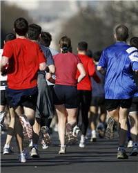 l'organisateur d'une course à pied ou une épreuve comme le marathon de paris