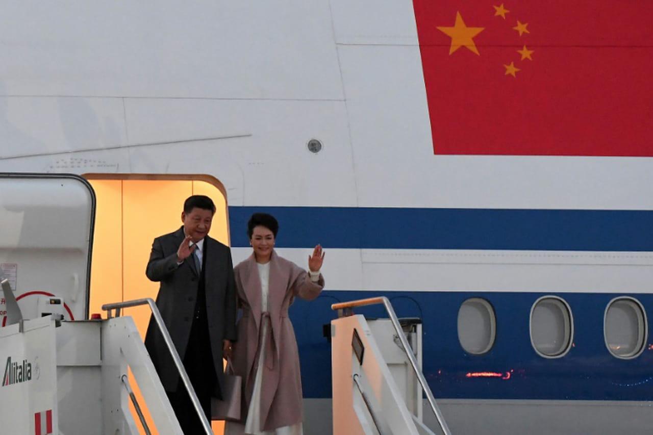 Xi Jinping vante à Rome sa relation avec l'Italie au début de sa tournée européenne
