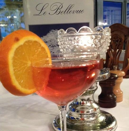 Boisson : Le Bellevue  - Cocktail maison -