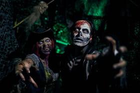 Port Aventura: lancement de la saison d'Halloween avec La Isla Maldita