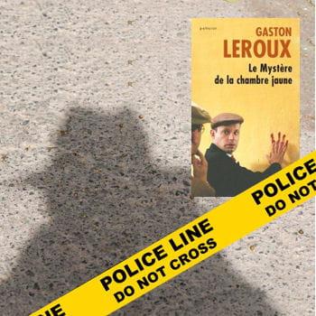 Gaston leroux le magicien - Le mystere de la chambre jaune personnages ...
