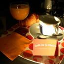 Café de la Mairie  - Petit déjeuner à la française -