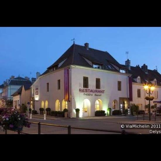 Restaurant : Hôtel de la poste  - Belle demeure -