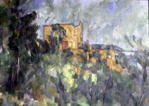 Château Noir, de Paul Cézanne.