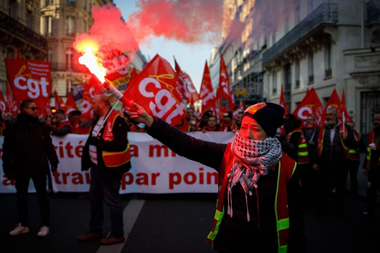 Manifestation du 24janvier: Paris, Lyon, Marseille... Où sont les cortèges ce vendredi?