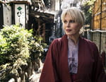 Joanna Lumley au Japon