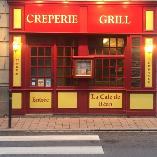 Restaurant : La Cale de Rean