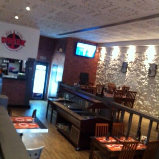 Restaurant : New York Break Toulon  - Salle -