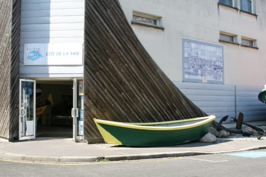 Cité de la Mer - Estran: préparer la visite, tarifs, horaires, adresse