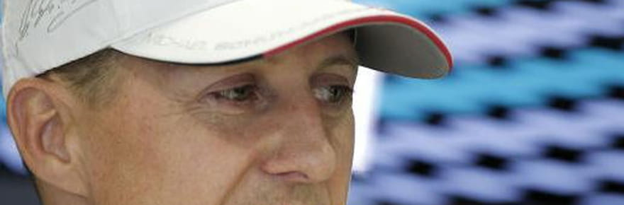 Etat de santé de Schumacher : le pilote allemand ne pèserait plus que 45 kilos