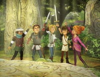 Arthur et les enfants de la Table ronde : Le monstre de Camelot