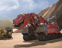 Dinotrux : Pince-Ogrenages
