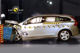 Crash-tests 2012 : les berlines les plus sûres