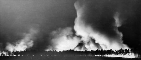 """Gironde: il y a 70ans, """"l'incendie du siècle"""" aux 82morts"""