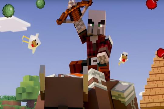 Minecraft: une mise à jour apporte la possibilité de créer son personnage