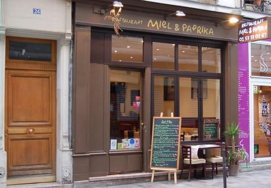 Miel et Paprika  - Facade -