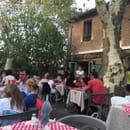 Restaurant : L'AUBERGE DES VIGNES D'OR  - Derrière le château -