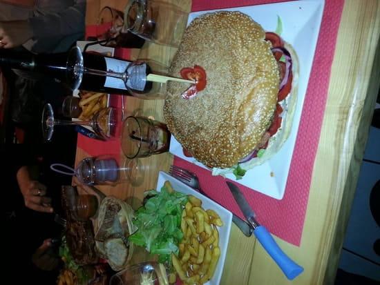 Plat : La Table des bouchers  - Le defi Burger. ....1.2kgs de produits qualités et de saveurs -