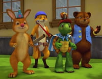 Franklin et ses amis : Le jour de la Terre de Franklin