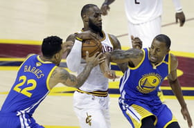 Cleveland - Golden State : heure, streaming, match en direct, les infos