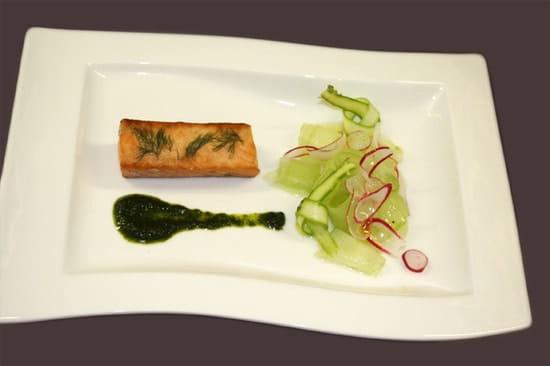 L'Emulsion  - Croustillan de saumon -   © B Gauthier