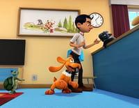 Boule et Bill : Max contre-attaque !