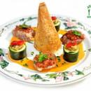At'Able !  - Mignon de porc sous crumble de chorizo -   © restaurant At'able !