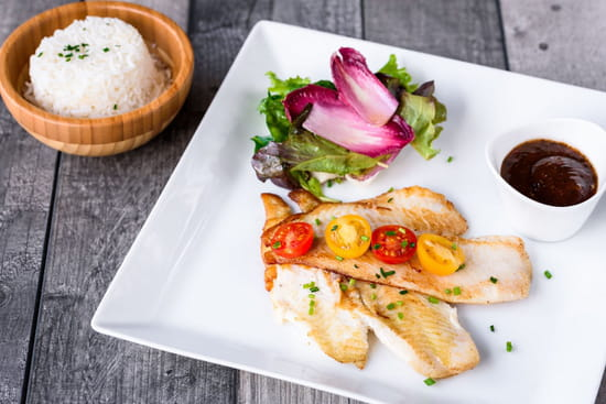 Restaurant : The Ranch  - The Ranch poisson -   © The Ranch
