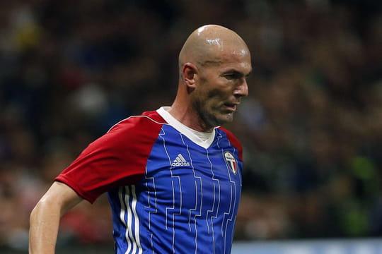 France 98- Fifa 98: Zidane régale, Lizarazu ému, le résultat