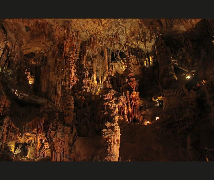 Grotte des Demoiselles, Hérault