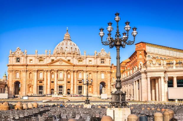 Admirer la basilique Saint-Pierre