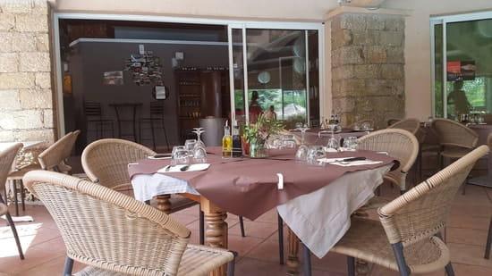 Restaurant : Arutoli  - Salle de restauration et bat -