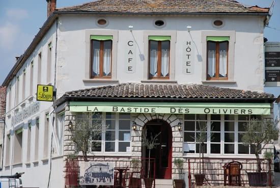 La Bastide des oliviers