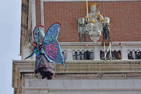 Carnaval de Venise: deux vols de l'ange, programme de l'édition 2019
