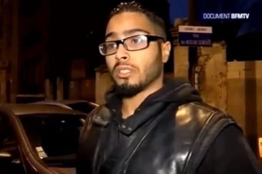 Jawad Bendaoud: il insulte des policiers, les filme et finit en garde à vue