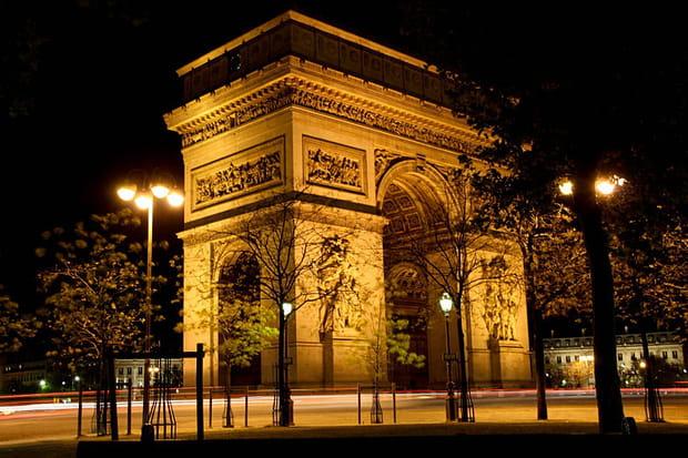 7e: Arc de Triomphe, Paris
