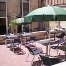 Made In Normandy  - La terrasse du restaurant -   © Made in Normandy