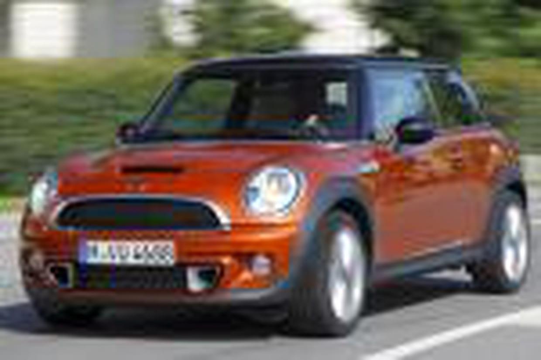 Mini Cooper S D La Gamme Accueille Un Moteur Diesel 20l De 140