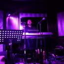 GranCaffè Convivium  - Musiciens résidents (K. à l'image) ou invités, tous les soirs c'est micro ouvert avec Kad ! -