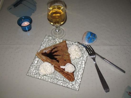 Saint Marc  - crêpe chocolat coco chantilly -