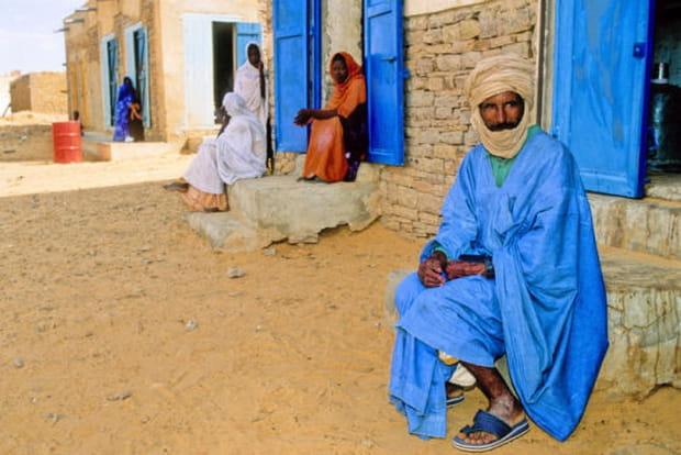 Harmonie de couleurs au Maghreb