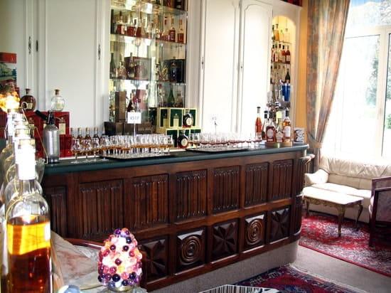 Domaine du Breuil Cognac  - Bar Cognatheque  -   © luc marmain
