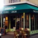 Restaurant : Le Zinc Zen  - Le Zinc Zen Café  -