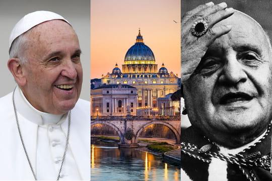 Les 10 papes qui ont osé transformer l'Eglise catholique