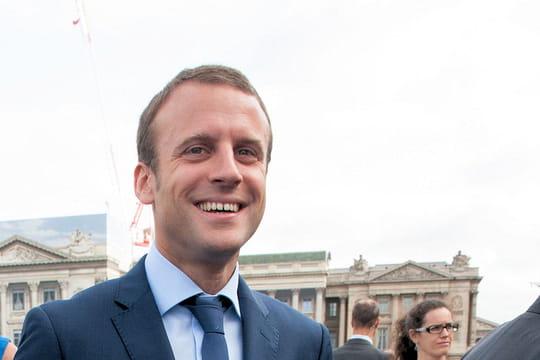 Safemme, sonappart... Labelle vie d'Emmanuel Macron