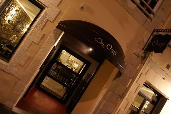 Chez Ospi  - Façade -
