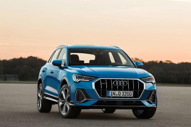 Le nouvel Audi Q3arrive