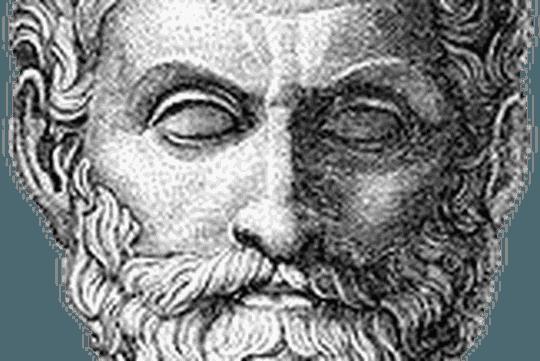 Thalès: biographie courte du philosophe et mathématicien grec