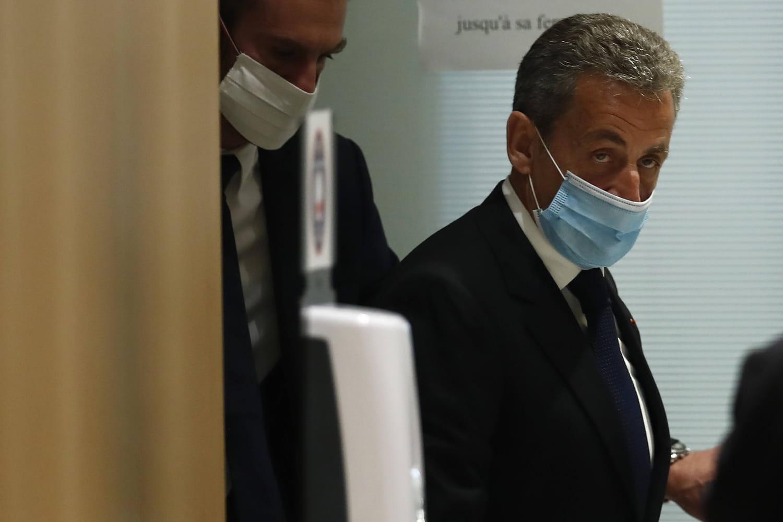 """Nicolas Sarkozy: de la prison ferme dans l'affaire Bygmalion, """"une injustice"""" selon l'ancien président"""