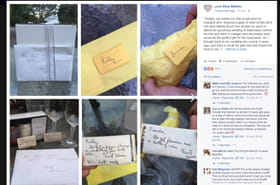 Ils attendent neuf ans pour ouvrir une lettre reçue à leur mariage